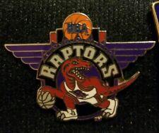 Toronto Raptors 1994 Wings Logo Hat Lapel Pin By Peter David