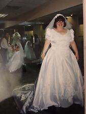 Cinderella Style Wedding Dress Size 24