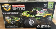 Axial SMT10 Grave Digger 1/10 RTR 2016 Original Release (AX90055) - New in Box