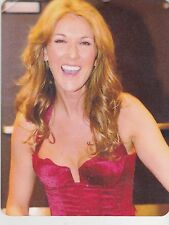 "CELINE DION -A NEW DAY- LAS VEGAS SHOW MOUSE PAD 9X7 ""NEW""  RARE"