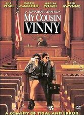 My Cousin Vinny DVD, Paulene Myers, Maury Chaykin, Bruce McGill, Austin Pendleto