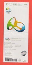 Orig.Ticket   Olympic Games RIO DE JANEIRO 2016 - CLOSING CEREMONY (B) ! RARITY