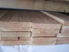 90 m² Douglasie 2.Wahl Terrassendielen Holzdielen Massiv Holz Lärche farbig 2 m