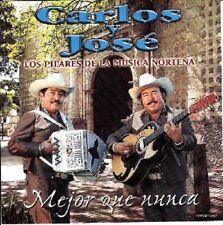 Mejor que Nunca by Carlos y Jos' (CD, Apr-2000, Fonovisa)