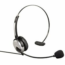Komfort Hama Pro Kopfbügel Headset für DECT-Telefone Kopfhörer NEU