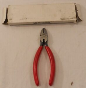 CRESCENT  No. 932-6 Side Wire Cutters MADE IN U.S.A. NOS BOX