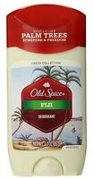 Old Spice Fresh Collection Deodorant, Fiji 3 oz (Pack of 6)