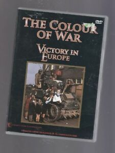 The Colour Of  War:Victory In Europe DVD
