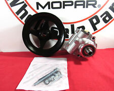 DODGE RAM 2500 Power Steering Pump Pulley NEW OEM MOPAR