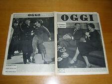 OGGI 1952/14=GIORNATE TRIESTE=PIETRO ANNIGONI=VIVIEN LEIGH=JOHNNY DALKEITH=