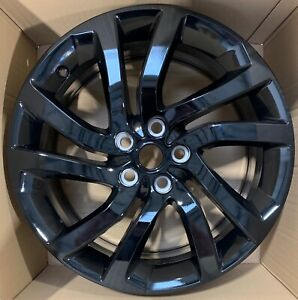"""Genuine Land Rover Discovery 5 Style 511 5011 20"""" Alloy Wheel Gloss Black x1"""