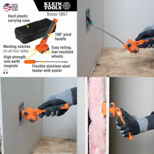 Klein Tools Magnetic Wire Puller Routes Wire Behind Walls And Enclosed Spaces