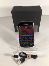 BlackBerry Bold 9930 Smartphone AZERTY Keypad - Black & Charging Cord Tested !
