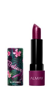 Almay Lip Vibes Cream Lipstick 0.14 oz New Sealed