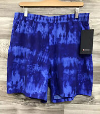 "NWT Lululemon Pace Breaker Shorts 7"" L, Size XL GABU - Multicolor"