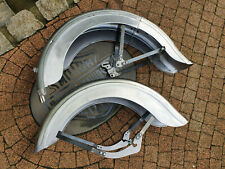 Harley Davidson WL WLA WLC FLATHEAD Front and Rear Fenders