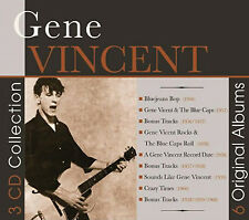 Gene Vincent : 6 Original Albums CD (2015) ***NEW***