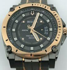 Bulova Men's Precisionist Watch - 98D149