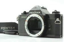🛫FedEx [EXC+5] Pentax MX Black 35mm Film Camera Body From Japan