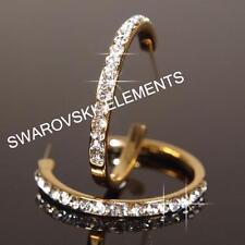 Bigiotteria Swarovski Cristallo Oro