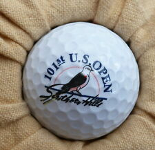 Golf ball.Us Open 2001.Southern Hills Cc