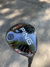 NICE Ping G25 3-wood TFC-189 Stiff Flex Shaft with Headcover!