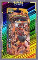 Deck SL01 : Soleil Et Lune - Rugissement Ardent - Félinferno - Pokemon Neuf