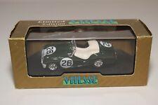 A1 1:43 VITESSE L005 TRIUMPH TR3A LE MANS 1959 GREEN MINT BOXED