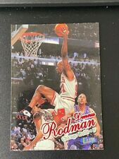 1997 Fleer Dennis Rodman #29 Chicago Bulls Basketball Card