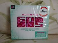 Ultimate 60s - Various Artists - Cd - New / Sealed - Free uk Postage
