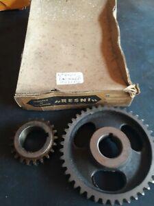 Packard 1937 / 49 Resni 6011 Camshaft Sproket Gear 42 / 21