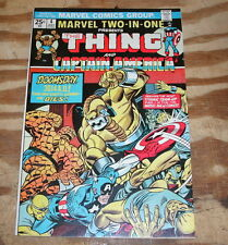 Marvel Two-In-One  #4 mint 9.9