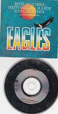 CD CARTONNE CARDSLEEVE 3T EAGLES HOTEL CALIFORNIA DE 1988