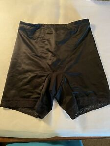 Cabernet Shapewear Shorts Thigh Slimmer Slip Shorts Under Dress Tummy Control L