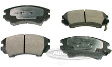Disc Brake Pad Set-Semi-metallic Pads Front Autopartsource MF1404