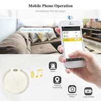 Smart Mini Étanche Bluetooth GPS Tracker pour Animaux Chat Compagnie Clés d T3M3