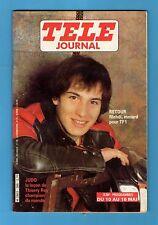 ►TELE JOURNAL N°285 - 1980 - MEHDI