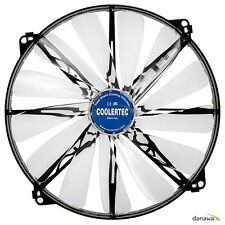 New Design PC Fan Ultra Quiet High Performance 200mm, 20T, 3 Pin Blue LED