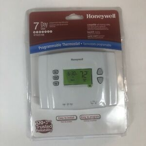 7 Day Programmable Thermostat,No RTH2510B Honeywell Home/Bldg Center