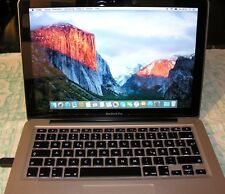 Apple MacBook Pro a1278 33,8 cm (13,3 pollici), 2,26 GHz Intel Core, 4gb di RAM, NVIDIA