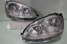 Oem Volkswagen Mk5 Headlight Assembly 2006-2009 Rabbit Jetta Halogen Left Right