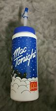 McDonald's Mac Tonight sports bottle