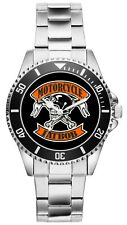 Geschenk für Harley Davidson Fat Bob Fans Fahrer Kiesenberg Uhr 20277