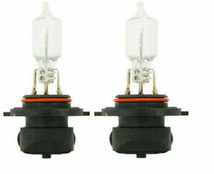 NEW PACK OF 2 Sylvania 9005 Halogen Headlight Bulbs Light Lamp Bulb Pair NS9005