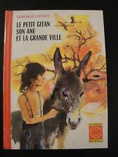 Geneviève Laporte-Le Petit Gitan, son Ane et la Grande Ville-1974