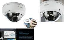 D-Link DCS-4602EV Full HD Outdoor Vandal Proof PoE Dome Network Camera