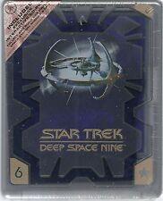 Star Trek Deep Space Nine Season 6 Hartbox Deutsche Ausgabe Neu OVP Sealed OOP