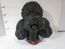 Bossons England - Detailed French Poodle wall hanging - Vintage Collectible