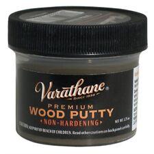 Varathane 223254 Wood Putty, 3.75 oz, Dark Walnut