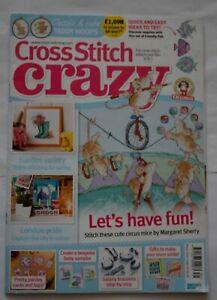 Cross Stitch Crazy Magazine (Issue 239,March 2018)